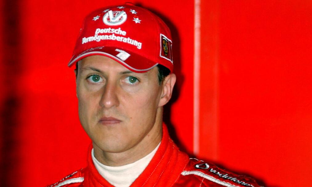 LEGENDE: Michael Schumacher er tidenes mestvinnende Formel 1-fører. Foto: NTB Scanpix