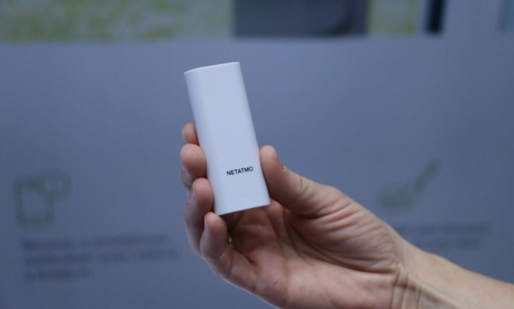 Netatmo lanserer dør- og vindusensorer. Foto: Martin Kynningsrud Størbu