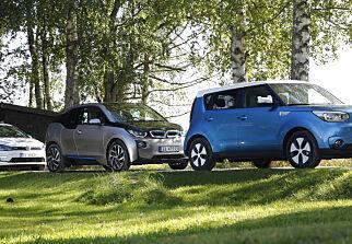 image: Mot prisras på brukte elbiler
