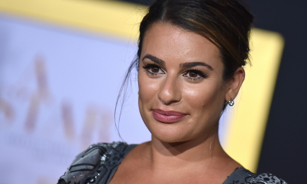 <strong>ÅPEN OM SYKDOM:</strong> den populære skuespilleren og artisten Lea Michele avslører at hun i flere år har slitt med en lidelse som skaper hormonforstyrrelser. Foto: NTB Scanpix