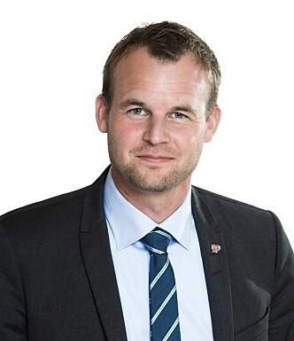ØNSKER Å HEVE BARNETRYGDEN: Men ifølge barne- og familieminister Kjell Ingolf Ropstad, vil neste økning kun gjelde de yngste barna. FOTO: Astrid Waller