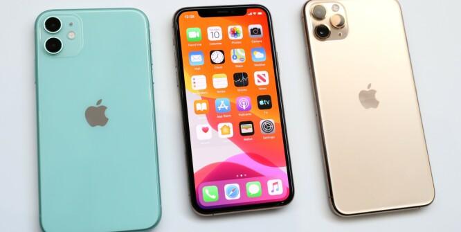 Velg riktig iPhone 11
