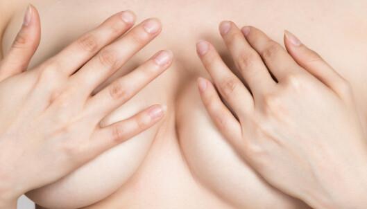 Ni symptomer på brystkreft