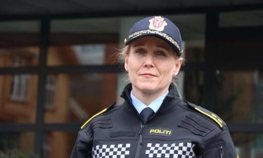 BEKYMRET: Leder for forebyggende avdeling hos politiet i Stavanger, Kathrine Sæland Rotseth. Foto: Politiet