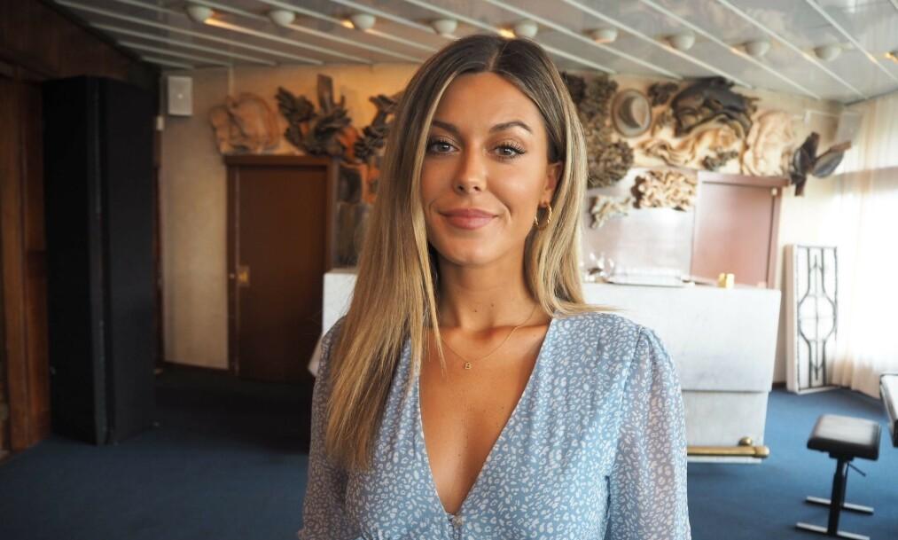 <strong>ÅPEN:</strong> Bianca Ingrosso får stadig høre at hun er «for åpen». Dette sier hun selv. Foto: Henriette Eilertsen