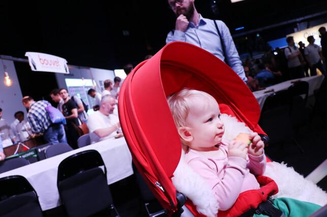 Bouvet sin stand på JavaZone 2019. 📸: Ole Petter Baugerød Stokke