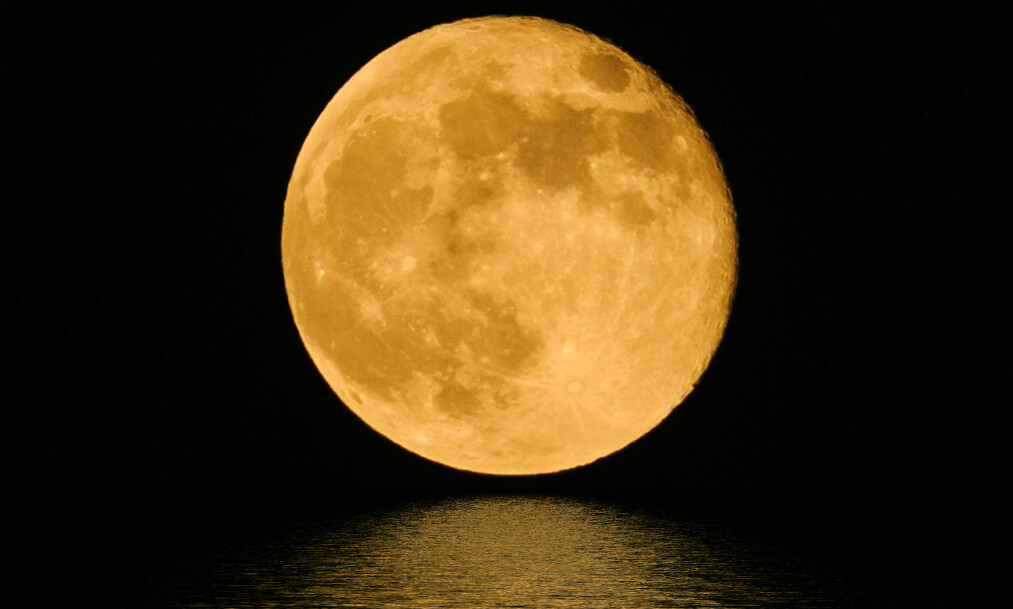 Her får du oversikt over de neste fullmånene i 2019: Foto: SnvvSnvvSnvv/Shutterstock/NTB scanpix.