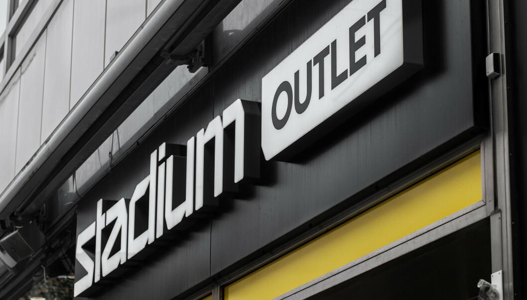 <strong>KOMMER TIL NORGE:</strong> Svenske Stadium åpner sine to første outlet-butikker i Norge denne høsten. Foto: Stadium