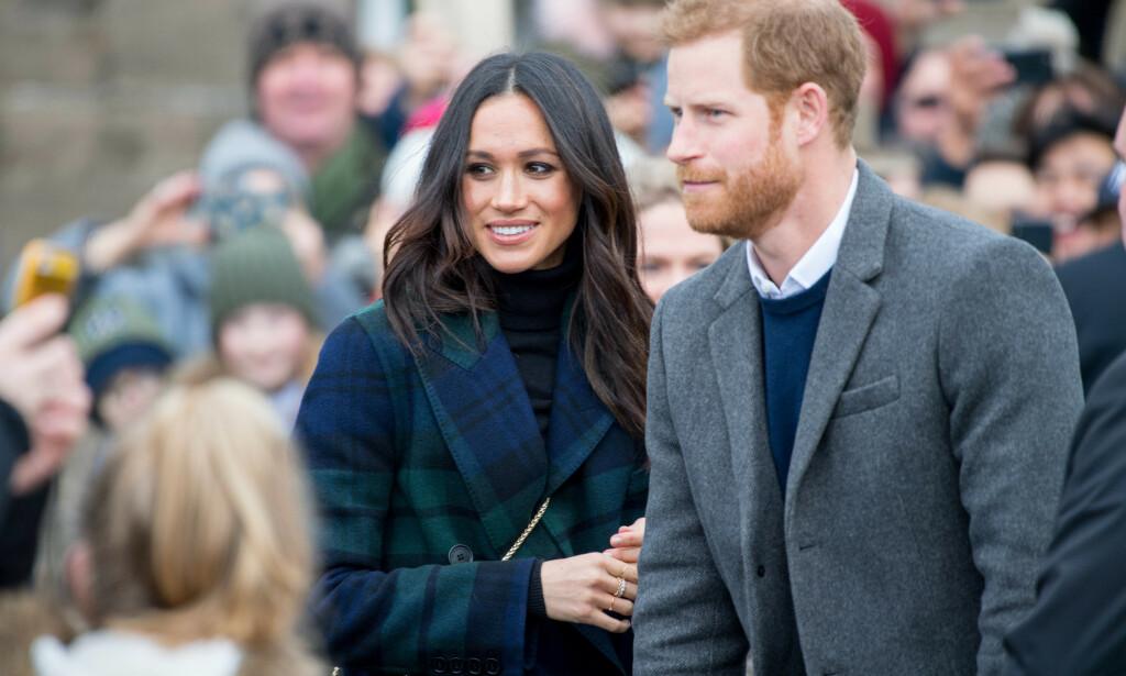 HEGNER OM SANNHETEN: Hertuginne Meghan og prins Harry er to av verdens mest omtalte mennesker. Likevel er det et par hemmeligheter de har valgt å holde i sin innerste sirkel, som «ingen» vet svaret på. Foto: NTB scanpix