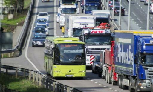 image: Vil ikke innføre forbud mot elbiler i kollektivfelt