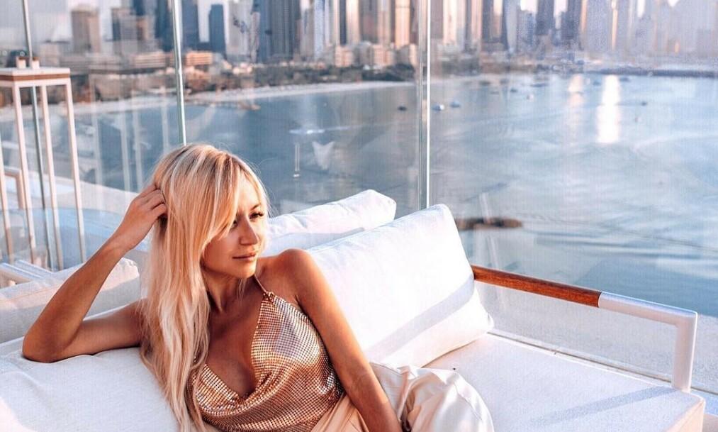 INVITERER BLOGGERE: Flere bloggere har vært på en betalt tur til Saudi-Arabia. Blant disse er den Los Angeles-baserte reisebloggeren Aggie Lal. Skjermdump: Instagram.