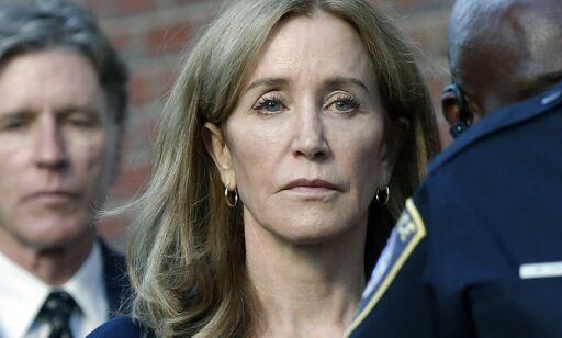 image: Felicity Huffman dømt til 14 dagers fengsel