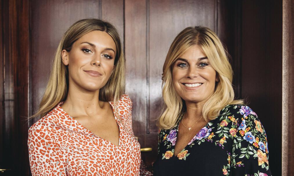 EMOSJONELT INNLEGG: Pernilla Wahlgren delte en hyllest til datteren Bianca Ingrosso på Instagram. Foto: Eirik Simander/ TT