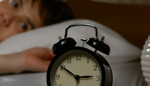 Sov godt, unngå forkjølelse