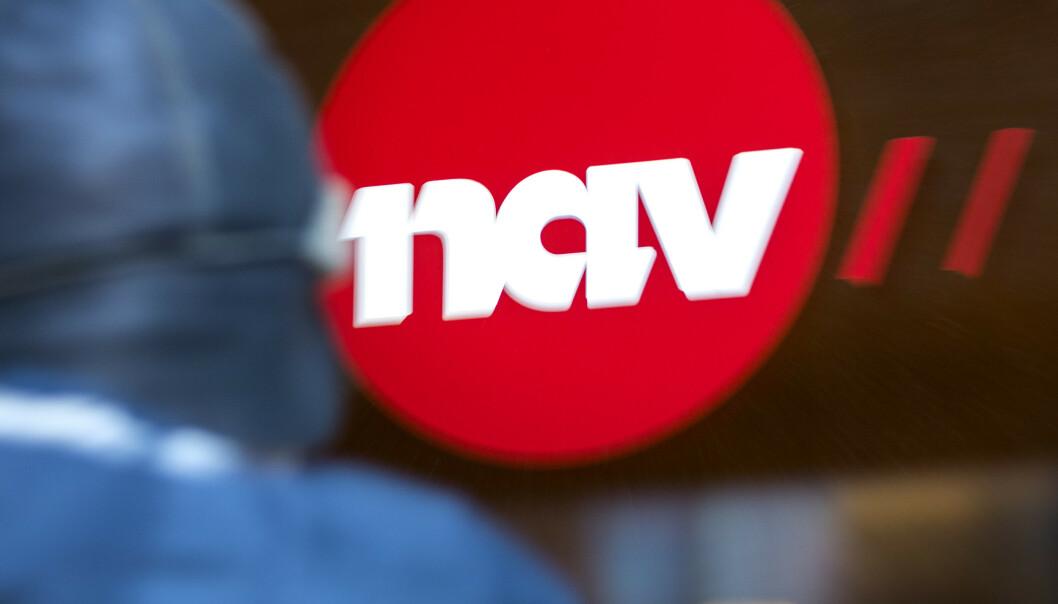 <strong>ØKER:</strong> Ventetiden for saksbehandling hos Nav fortsetter å øke. Foto: Gorm Kallestad/NTB Scanpix