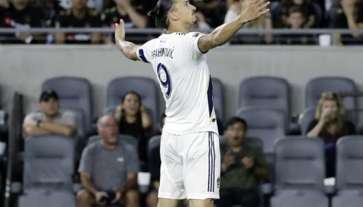 – Jeg er nok den beste i MLS noensinne. Jeg tuller ikke