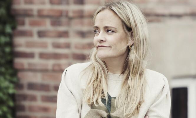 - Å være morsom er veldig sårbart, sier Henriette til KK. FOTO: Yvonne Wilhelmsen