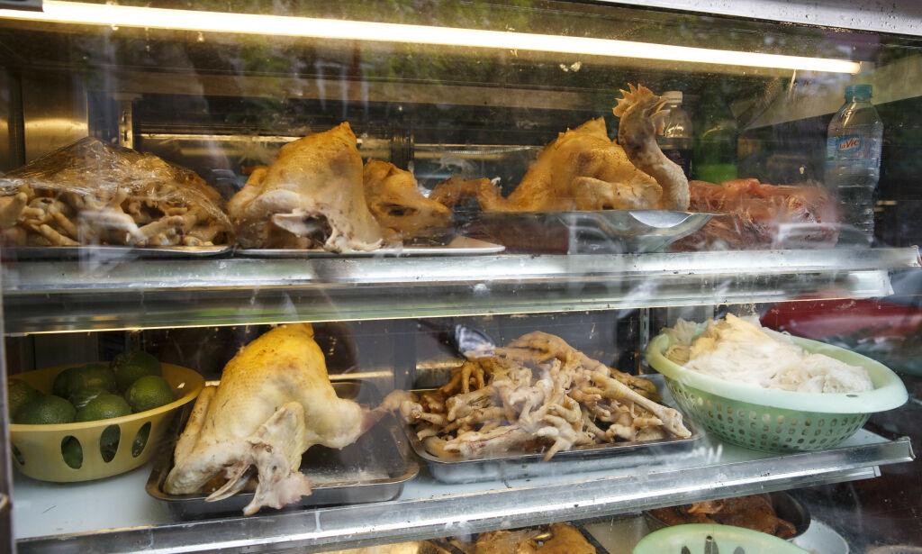 image: Ho Chi Minh-byen vil ikke lenger ha hund på menyen