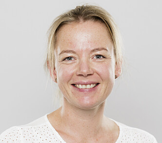 PASS PÅ HVA DU MATER HUNDEN: Kristin Paaske Anfinsen forteller at det er flere matvarer som kan skade hunden. Foto: NMBU