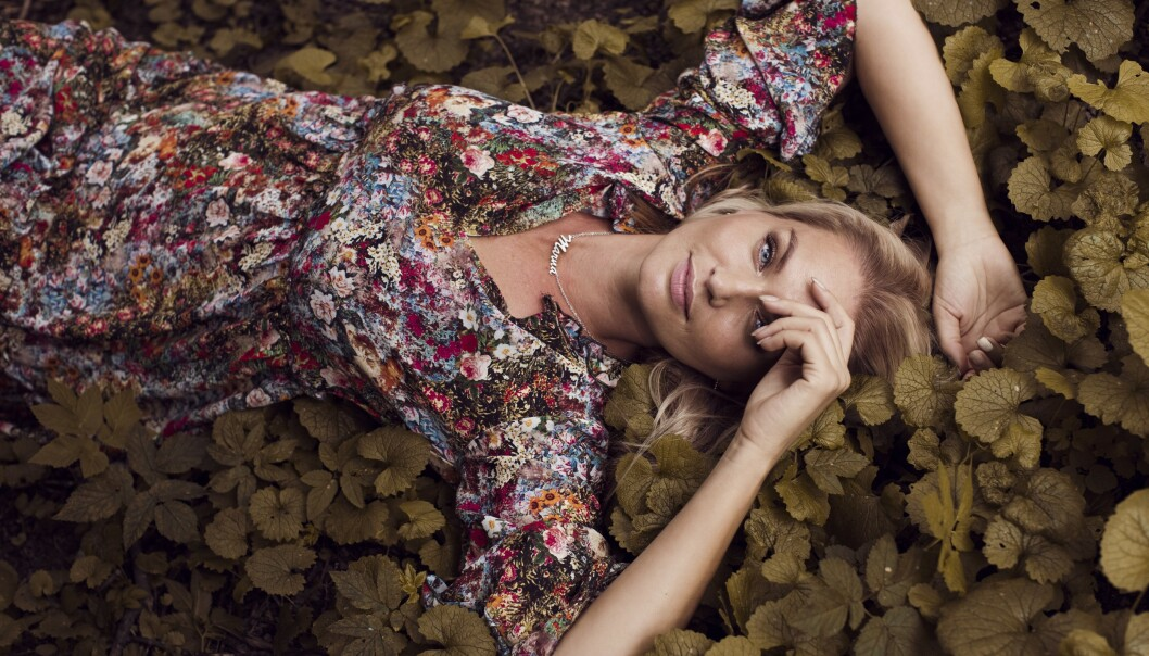 MARNA HAUGEN: Marna er en av Norges mest populære bloggere. I juni fikk hun beskjed om at hun hadde livmorhalskreft. FOTO: Astrid Waller