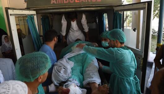 Mange drept i angrep mot Ghanis valgkampmøte