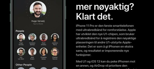 Den store iPhone-nyheten ingen fikk med seg