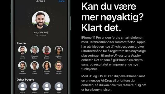 iPhone-nyheten ingen fikk med seg