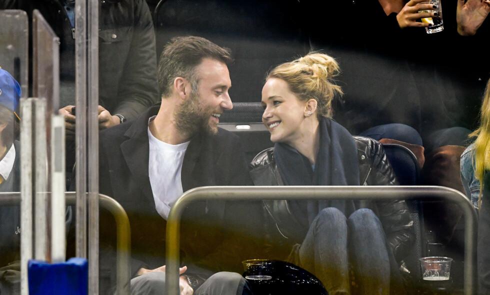 GIFTET SEG: Ryktene vil ha det til at Hollywood-stjernen og kjæresten har giftet seg i all hemmelighet. Foto: NTB Scanpix