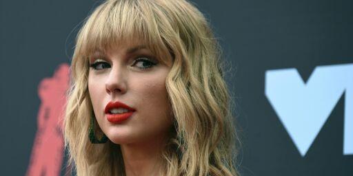 image: Taylor Swift til Norge