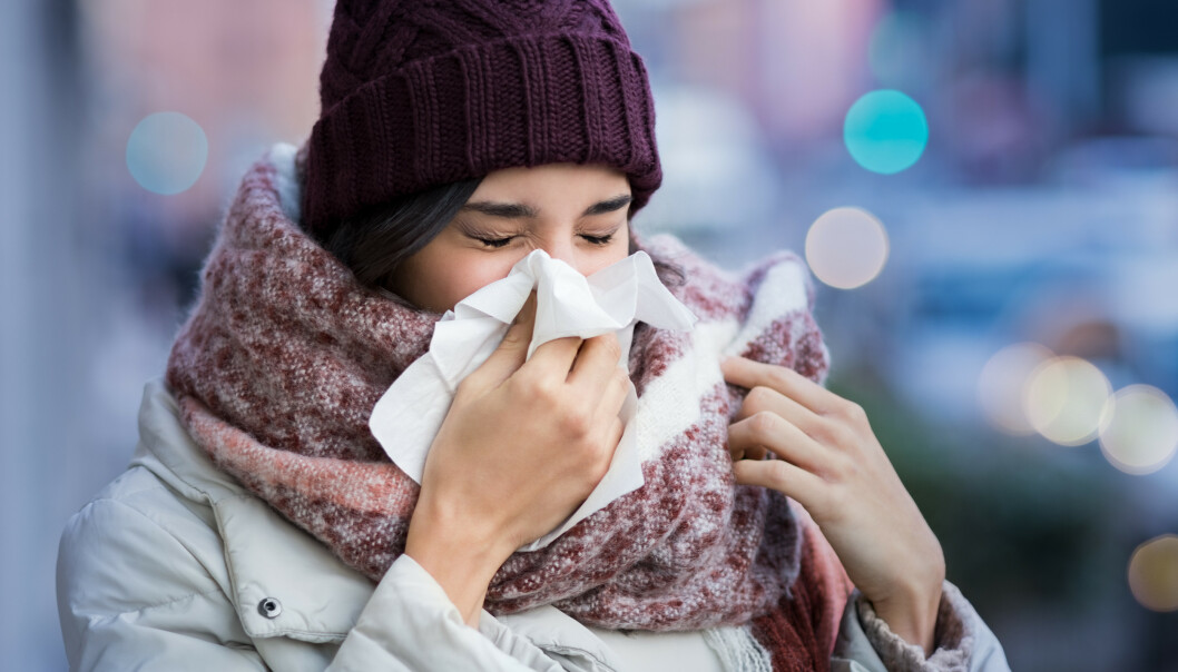 Hva hjelper mot forkjølelse? Foto: Rido/Shutterstock/NTB scanpix.