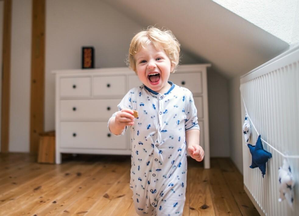 <strong>FØRSTE TEGN PÅ ADHD:</strong> Uro, konsentrasjonsvansker og dårlig impulskontroll er symptomer på ADHD, men kan hos små barn også ha en rekke andre årsaker. FOTO: NTB Scanpix