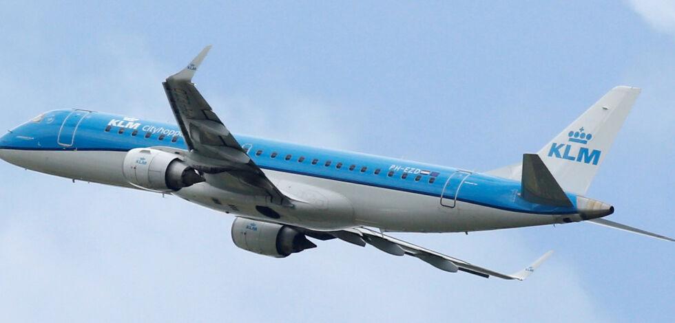 image: KLM bytter ut én flyvning med tog - daglig
