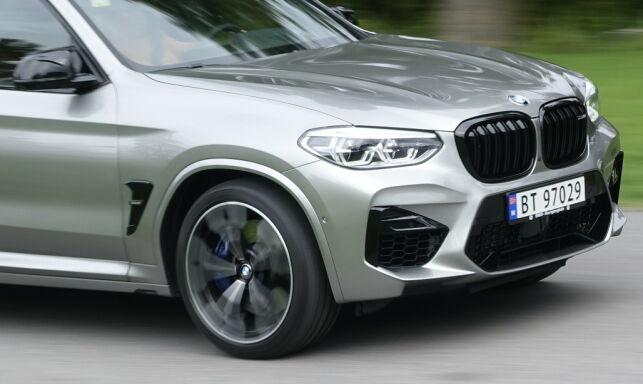 image: TEST: Praktisk råskinn fra BMW