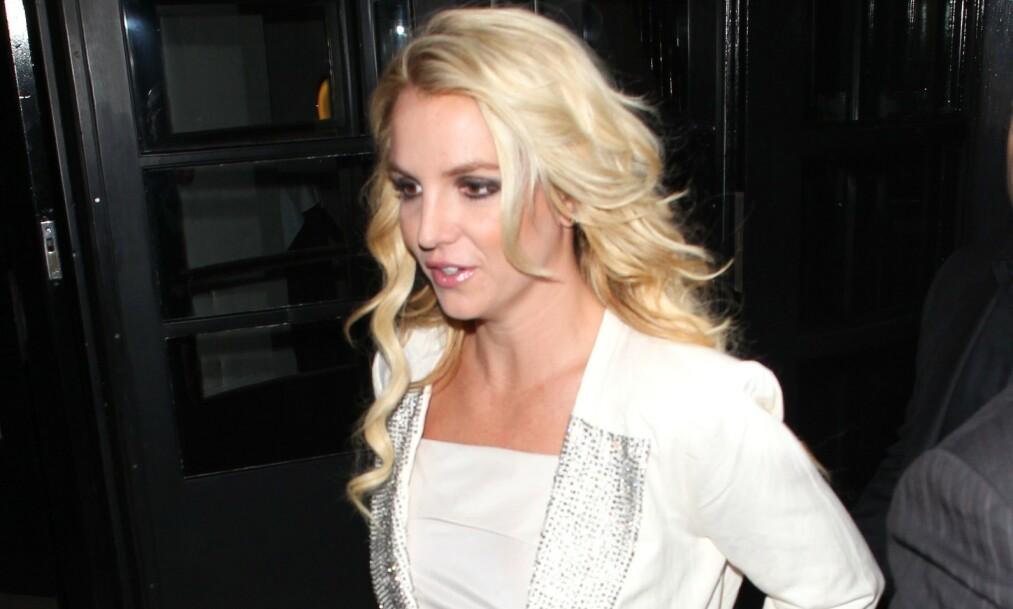 FAMILIETRØBBEL: Britneys egen far ble nylig etterforsket etter det som skal ha vært en heftig krangel med barnebarnet sitt. Foto: NTB Scanpix