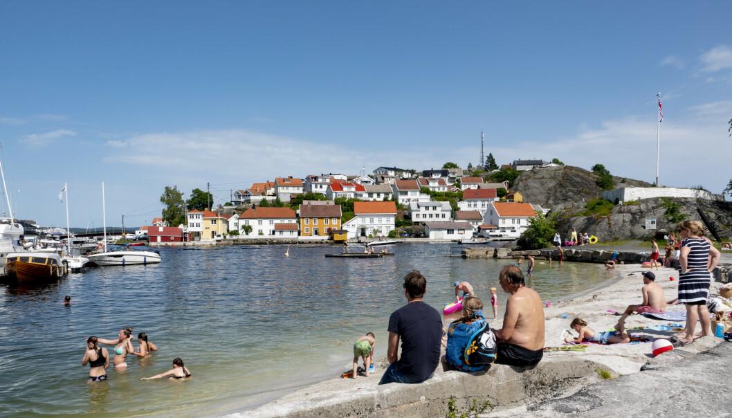 Sol og varme i Sør-Norge i helgen – Nord-Norge må vente seg snø og sludd