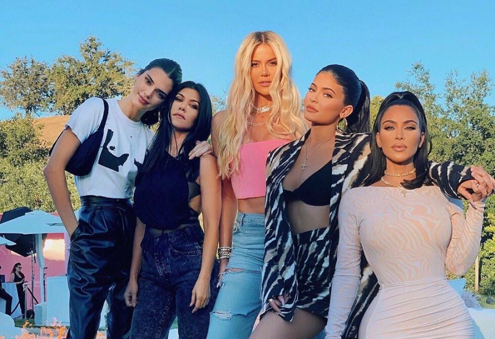 Slutter denne søsteren i «Keeping Up With The Kardashians»?