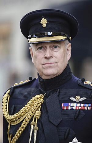 <strong>FORFERDET:</strong> Prins Andrew har blitt utgangspunkt for mye negativ omtale i forbindelse med Jeffrey Epstein-saken. Foto: NTB Scanpix