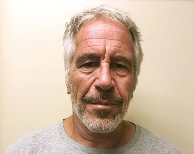 <strong>FUNNET DØD:</strong> Milliardæren Jeffrey Epstein ble i august funnet død på sin egen celle. Foto: NTB Scanpix