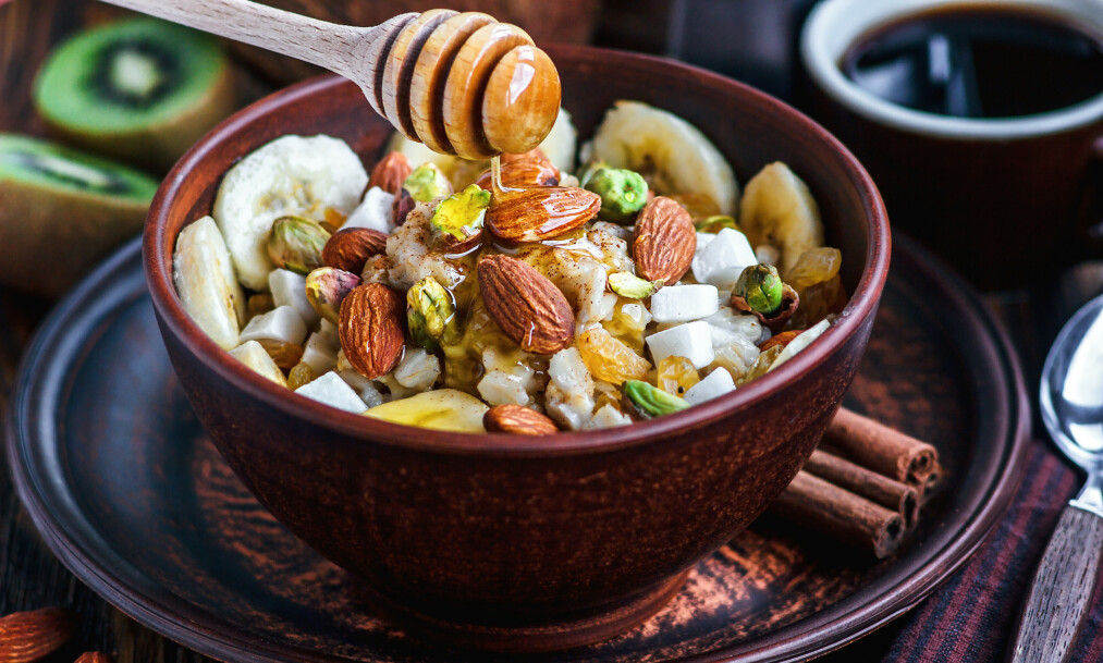Hva bør du spise til kveldsmat? Foto: Bozhena Melnyk/Shutterstock/NTB scanpix.