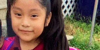 image: Dulce (5) bortført fra lekeplass