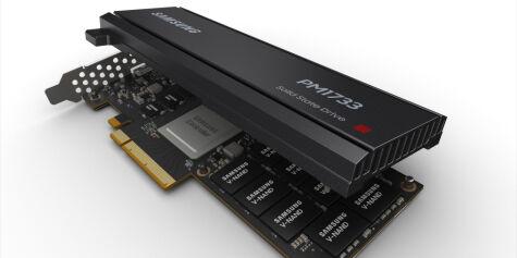 image: Samsung lanserer «udødelig» SSD-lagring