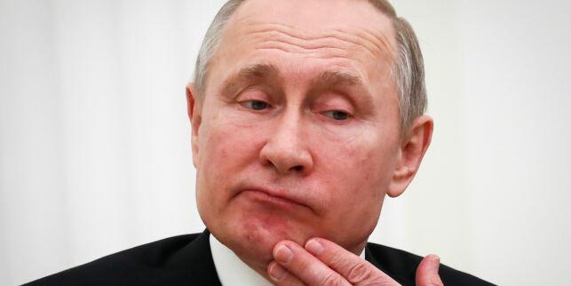 image: Plutselig fikk Putin problemer