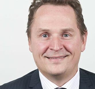 Gisle Hellsten mener det er viktig å ha en profil på LinkedIn.