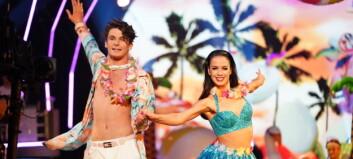 Adrian Sellevoll røk ut av «Skal vi danse»