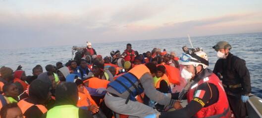 Stadig flere migranter kommer til Italia fra Tunisia