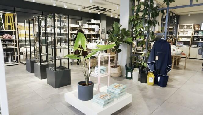 Designtorget er en av Sveriges mest kjente design- og gavebutikker. FOTO: Dorte Mosbæk