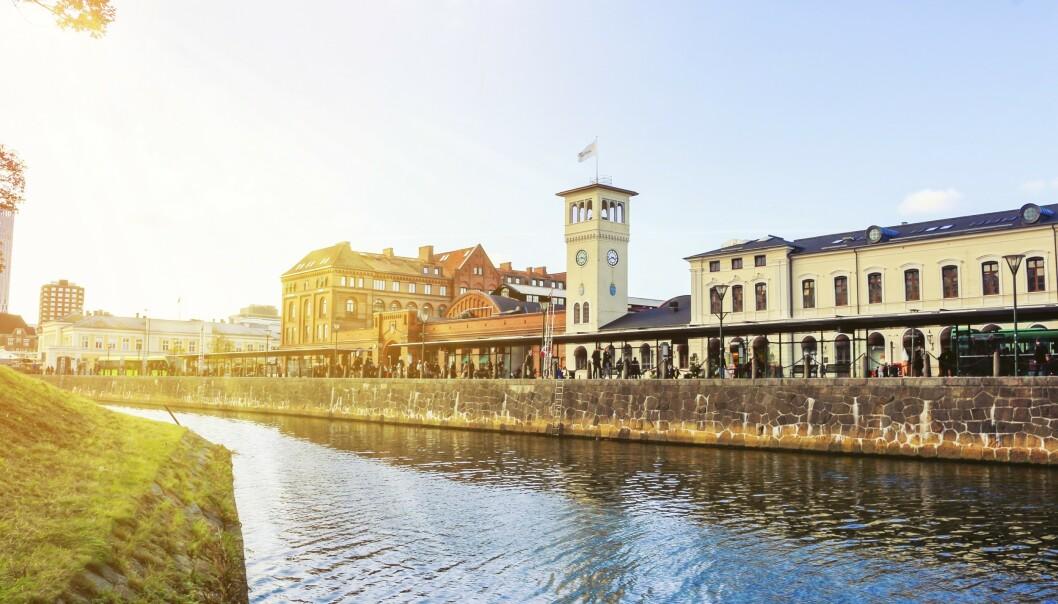 REISE: Malmö er helt klart verdt et besøk! FOTO: NTBScanpix