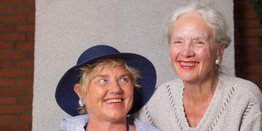 image: Mamma (81) pleier sin egen datter (56)