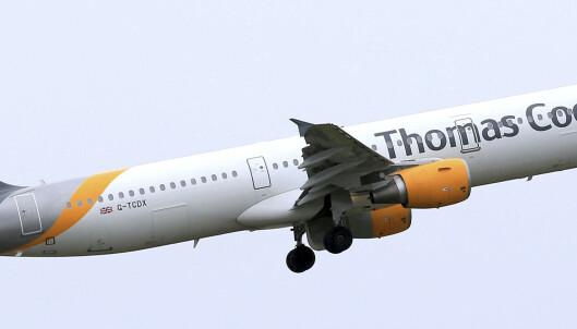 9.000 norske Ving-kunder på reise kan bli rammet av mulig Thomas Cook-konkurs