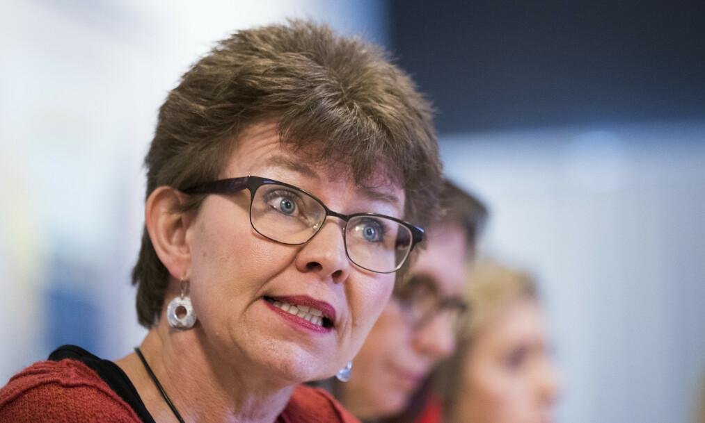 TAR KAMPEN: Kathrine Kleveland og Nei til EU vil at Stortingets Acer-vedtak blir kjent ugyldig. Foto: Håkon Mosvold Larsen / NTB scanpix